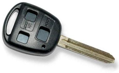 Göra ny nyckel till bil